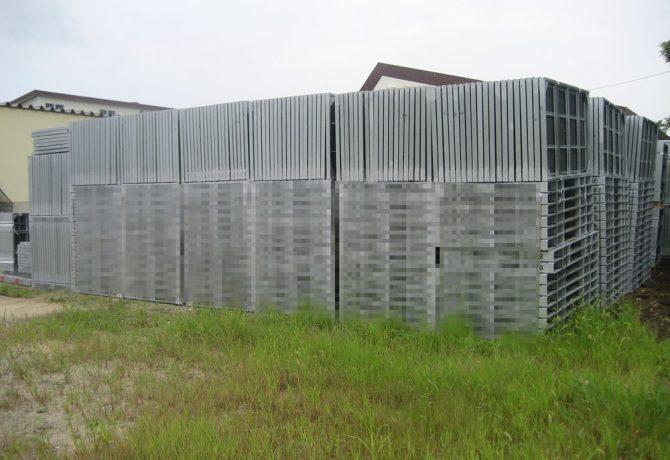 スチールコンテナ種芋 鉄コンテナ